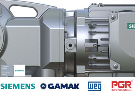 Cuadro para la categoría Motores y motoreductores